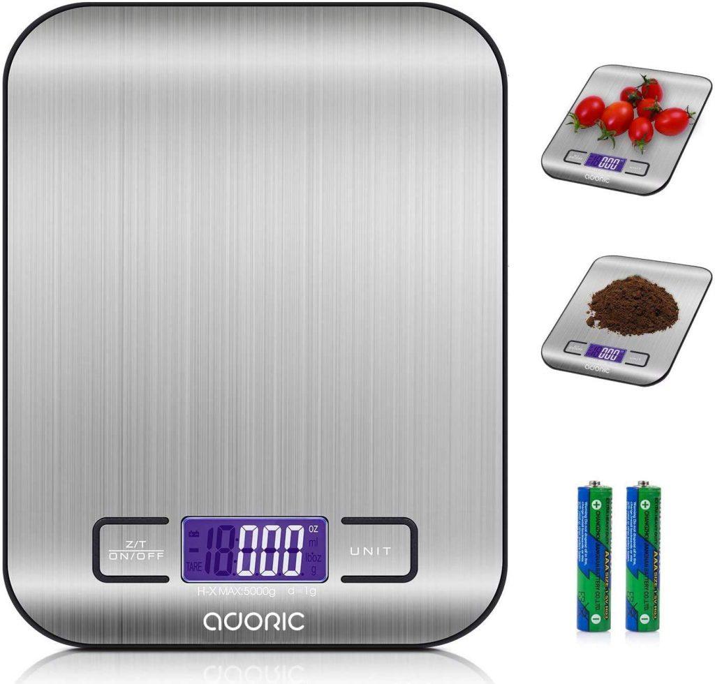 comprar la mejor bascula recomendada cocina digitales, inteligentes, eléctricas