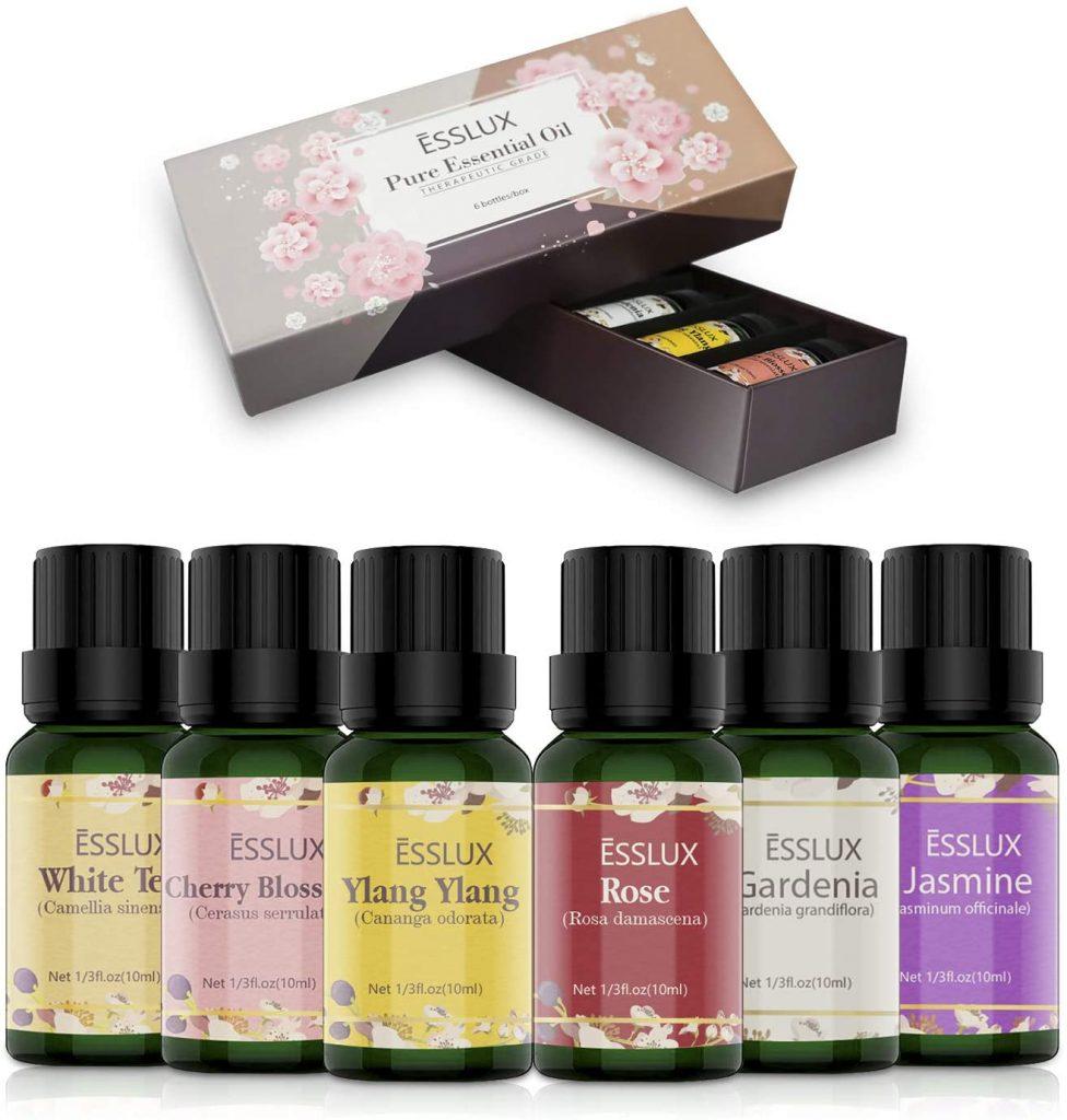 venta los mejores Aceite de esencias para humidificadores kit para aromaterapia