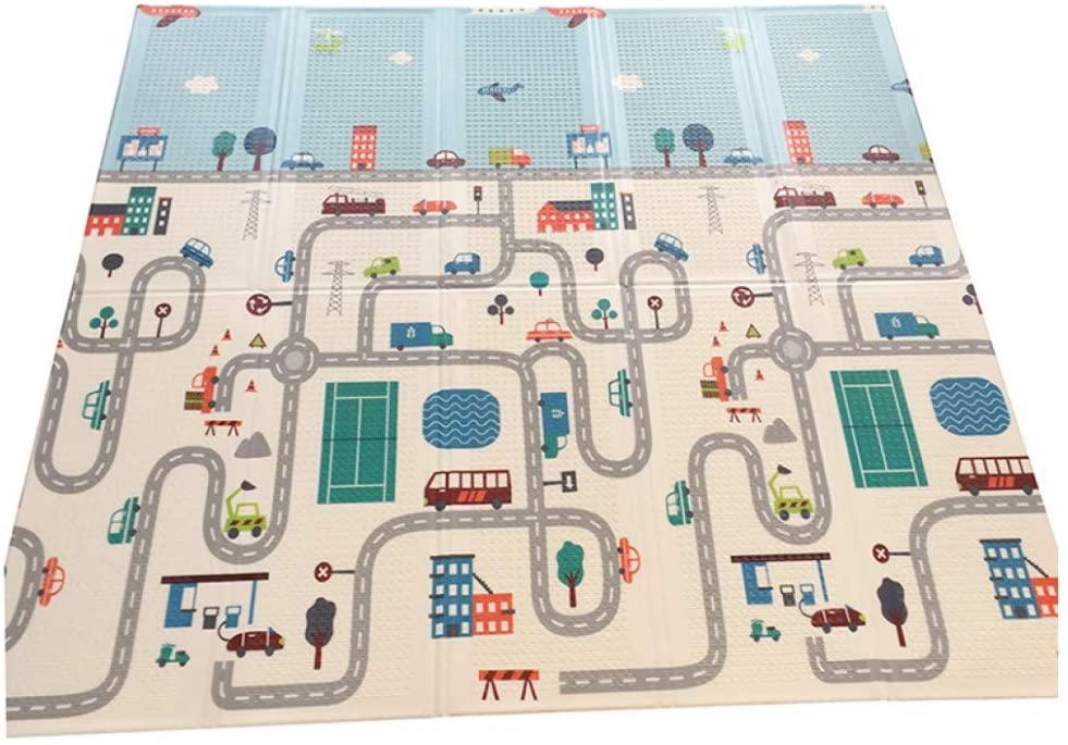 Venta de alfombras acolchadas infantil de juegos más barata