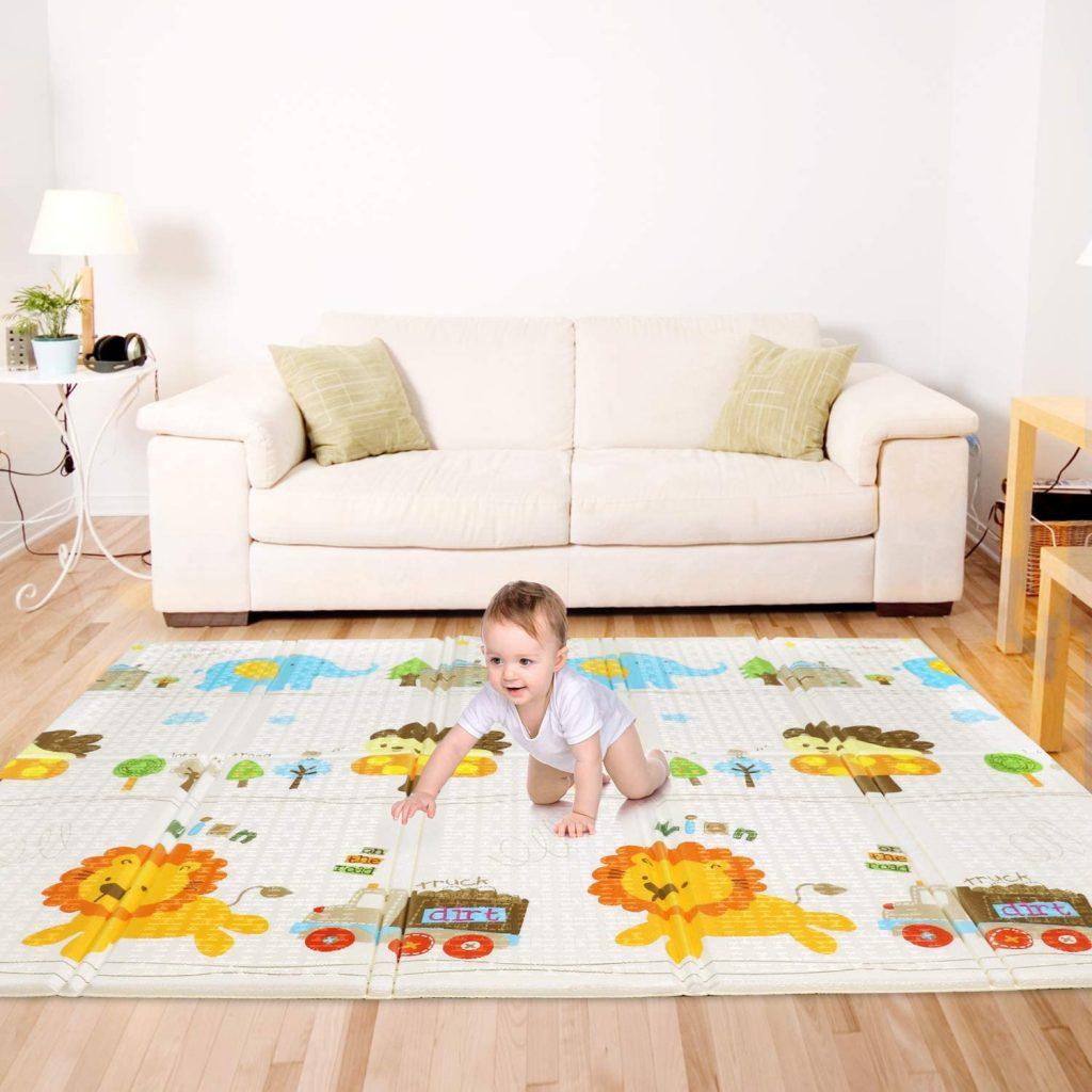 La manta bebe plegable mas vendida de amazon y mejor calidad y precio