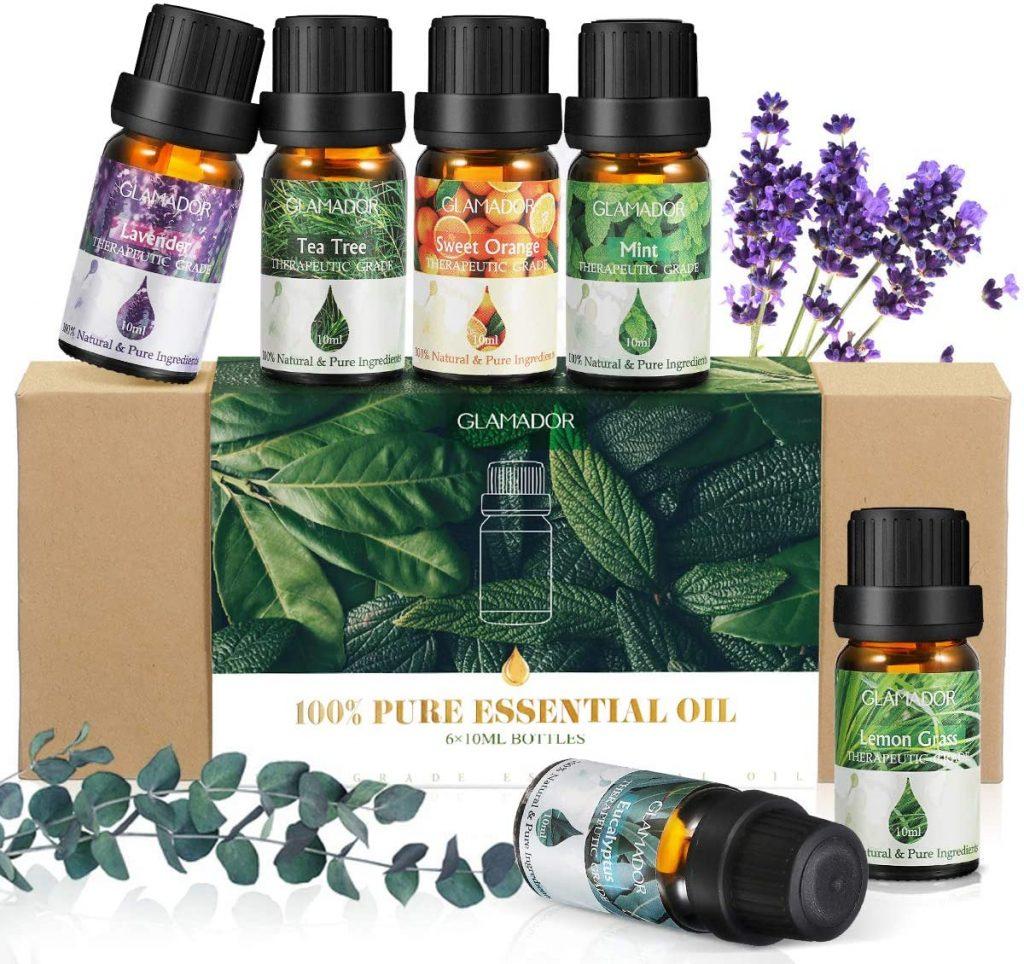 Comprar los mejores Aceite de esencias para humidificadores kit para aromaterapia