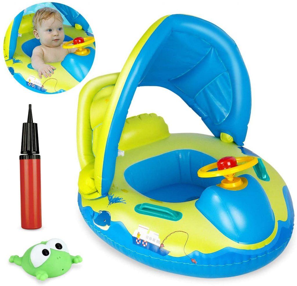 comprar hinchable bebe para piscina