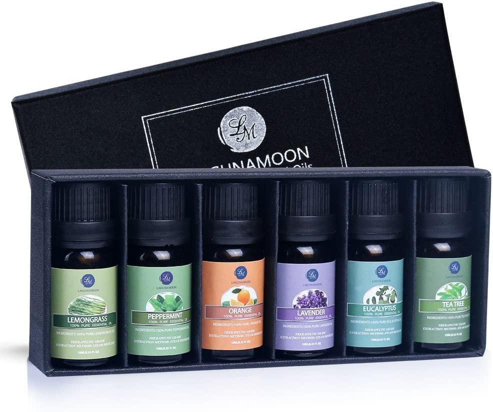 venta del kit de los mejores Aceite de esencias para aromaterapia en humidificadores