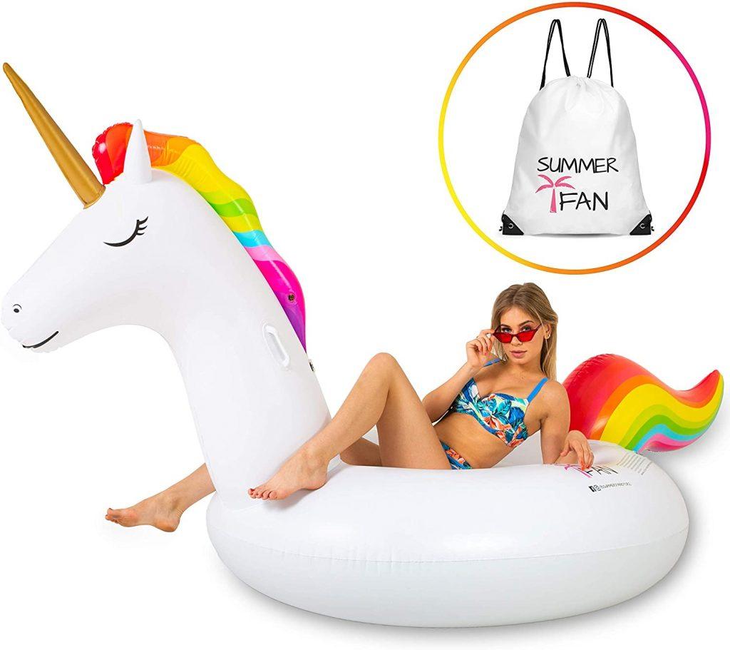 venta flotador hinchable para playa