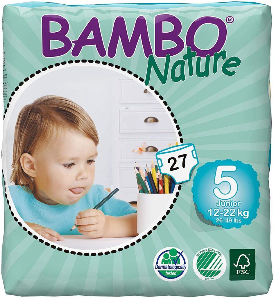 compra pañal Bambo Pañales Ecológicos Bambo los mejores