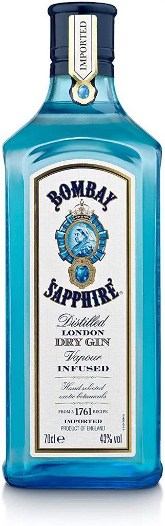 comprar Bombay Sapphire ginebra premiun