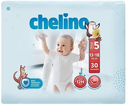 Chelino compra Los Pañales Talla 5, 13<18 Kg Más Baratos