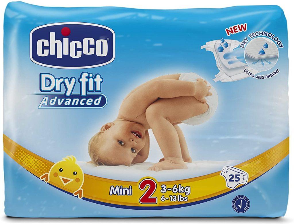 compra Chicco DryFit Ultra Absorbentes Talla 2 Los Pañales Talla 2 Más Barato