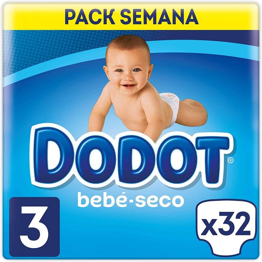comprar pañales baratos Dodot Bebé-Seco Pañal Talla 3