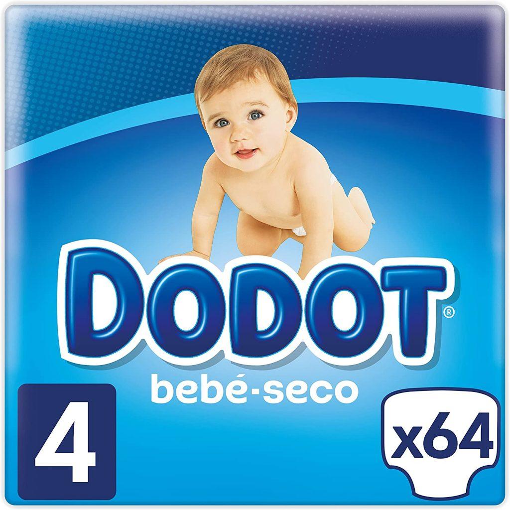 Mejor Relación Calidad-Precio Pañales Talla 4 Bebes 1 Año Dodot Bebé-Seco Pañal Talla 4