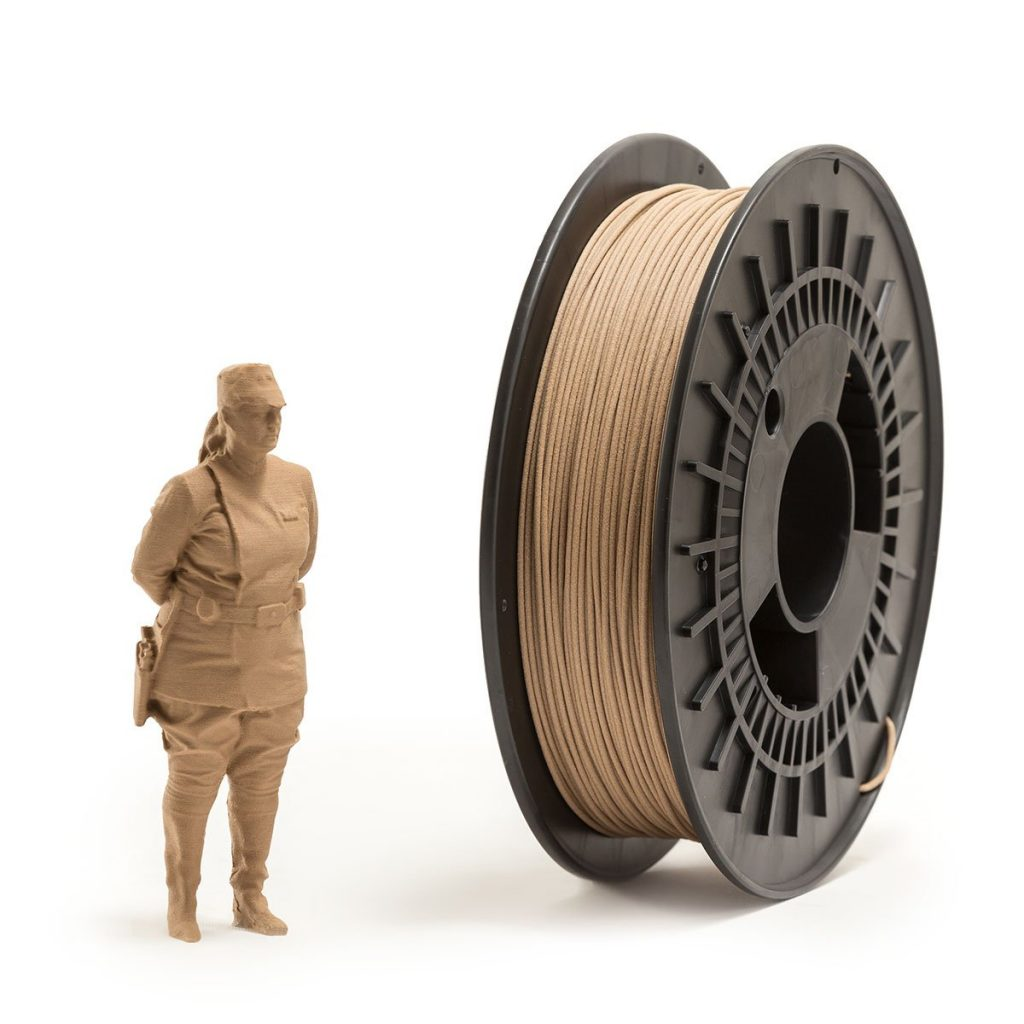 figuras con filamentos PLA madera en los 5mejores.shop mejor calidad y precio compra