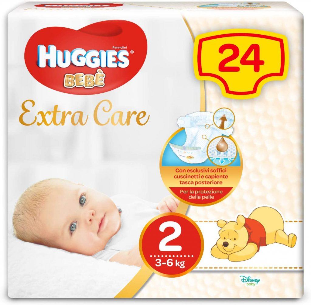 el mejor pañal para tu bebe en oferta y rebajados Huggies Talla 2