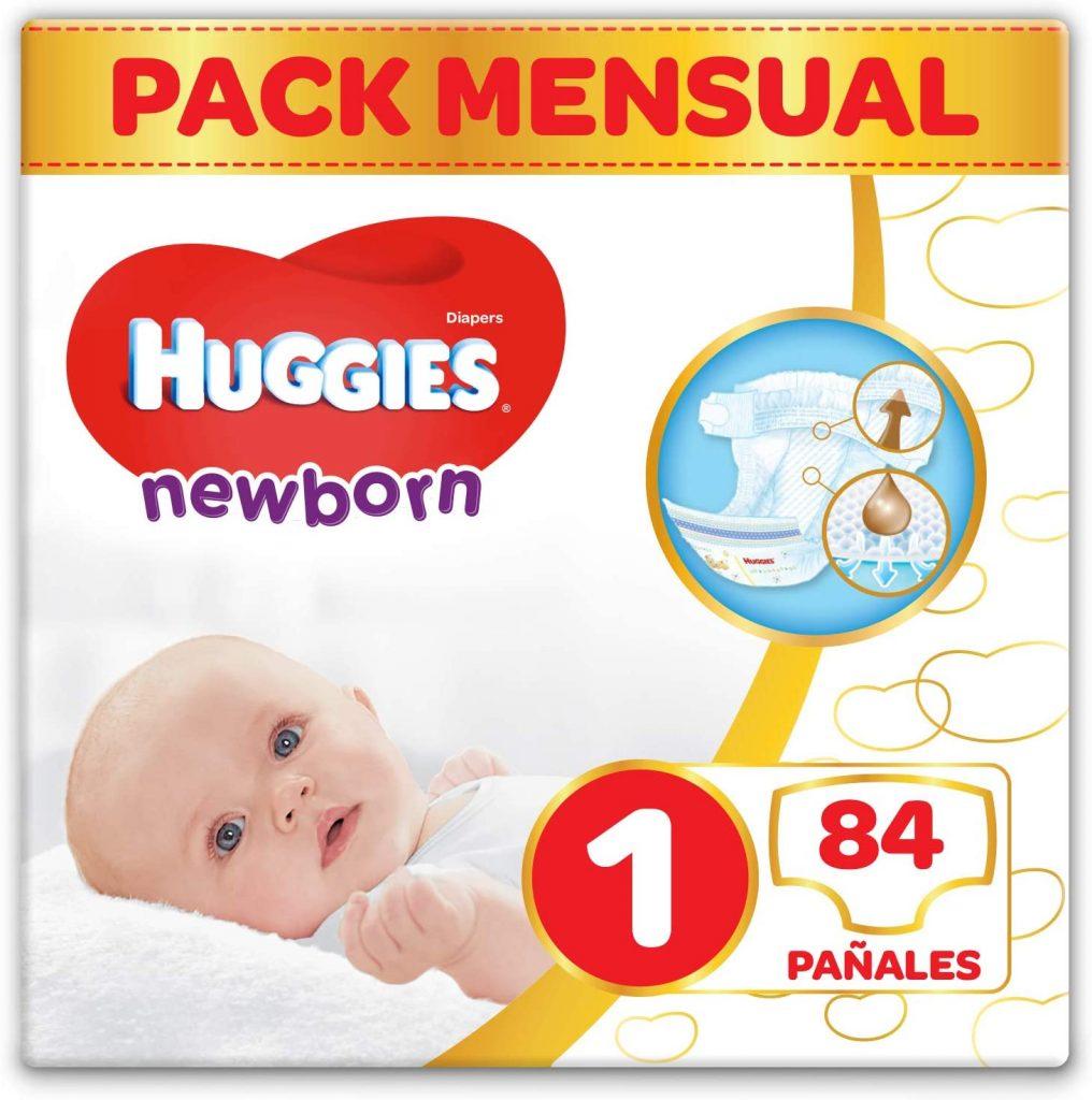 comprar baratos Huggies Newborn Pañales Recién Nacido Talla 1 (2-5 kg)