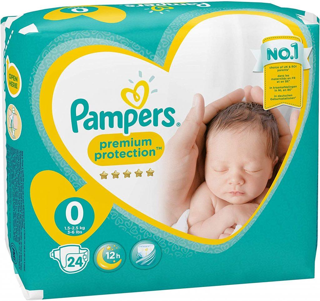 oferta en pañales compra rebajas Pampers - New Baby Micro Pañales Talla 0 (1 - 2.5 kg)