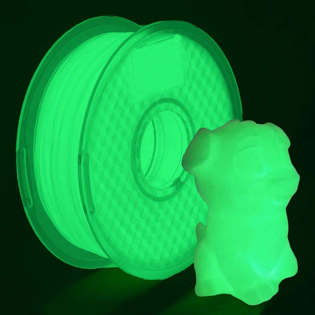 compra Filamentos que iluminan nuestra recomendación para impresoras 3d como any cubic creality
