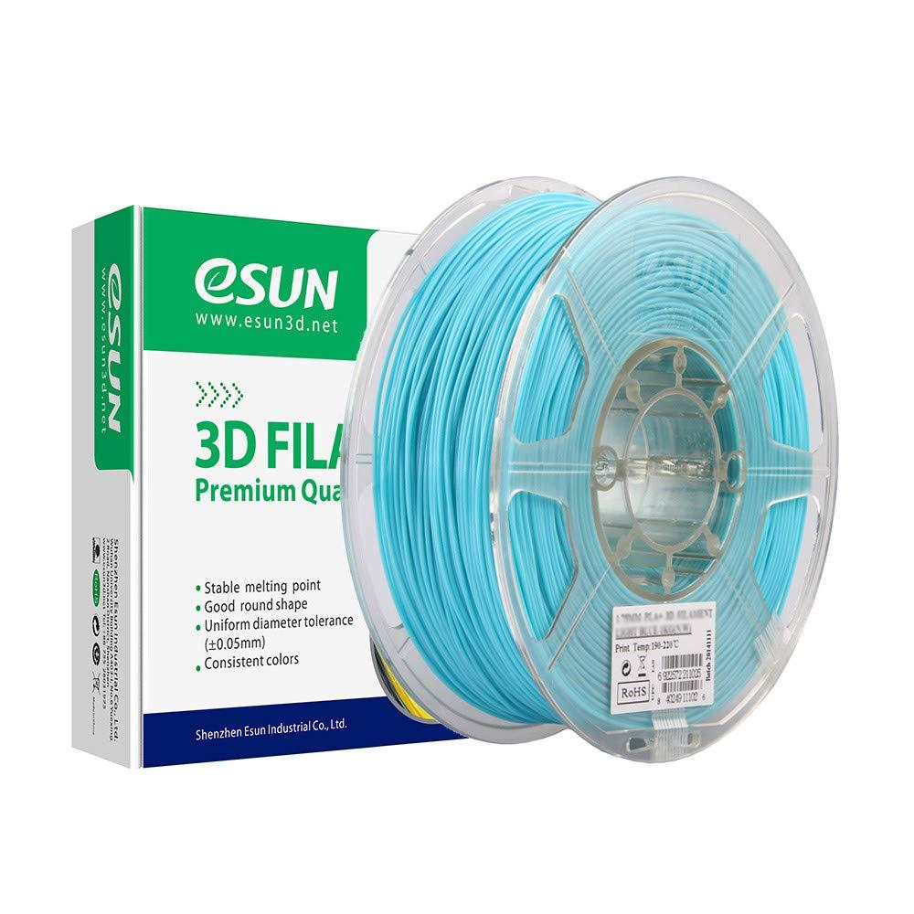 Filamentos PLA 2.85 mm Más Vendidos eSUN PLA Plus Filamento Impresora 3D