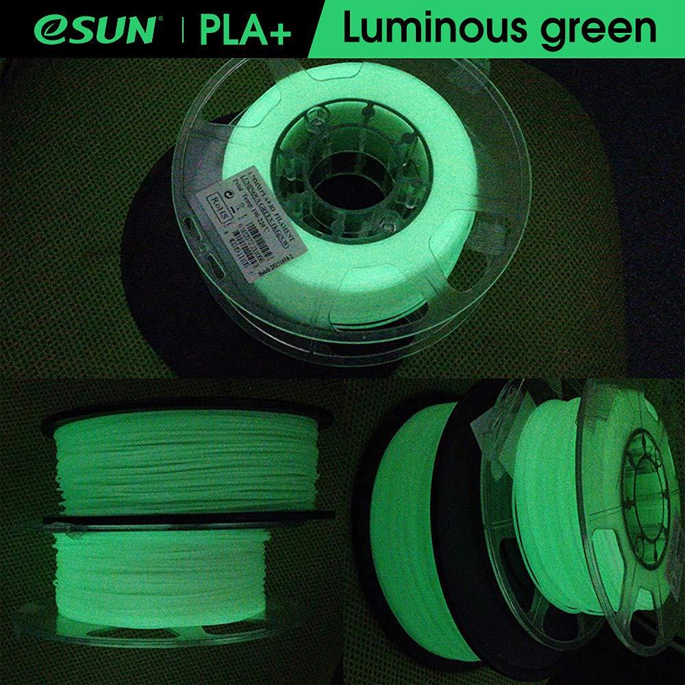 compra Filamentos luminosos esun nuestra recomendación para impresoras 3d