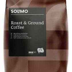 Marca Amazon Solimo Café molido Aroma