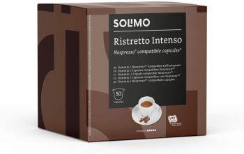 Marca_Amazon_Solimo_Cápsulas_Ristretto_Intenso_compatibles_Nespresso