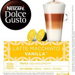 NESCAFÉ Dolce Gusto Latte Macchiato Vanilla.