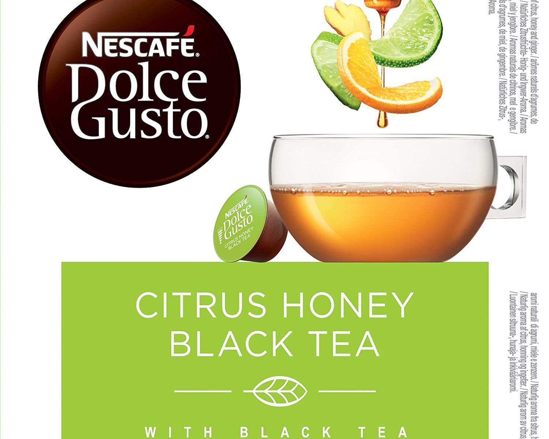 Nescafé Citrus Honey Black Tea Tea capsule - Vainas y cápsulas de té