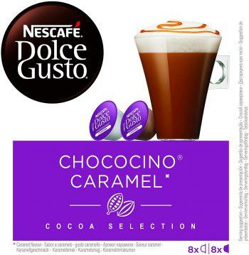 Nescafé DOLCE GUSTO Cacao CHOCOCINO CARAMEL