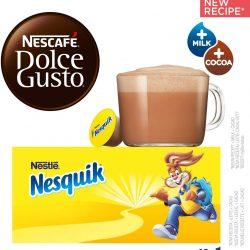 Nescafé DOLCE GUSTO Cacao NESQUIK.