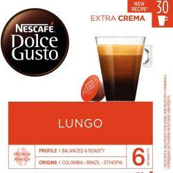 Nescafé DOLCE GUSTO Magnum Café LUNGO - Cápsulas de Café