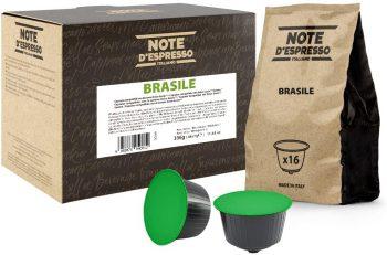 Note D'Espresso - Cápsulas de café de Brasil