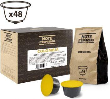 Note D'Espresso - Cápsulas de café de Colombia