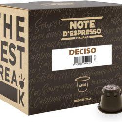 Note D'Espresso - Cápsulas de café_Deciso