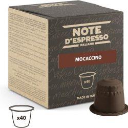 Note D'Espresso - Cápsulas de mochaccino instantáneo