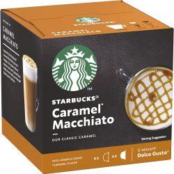 STARBUCKS Caramel Macchiato De Nescafe Dolce Gusto