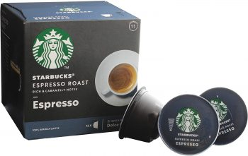 Starbucks Nescafé Dolce Gusto Espresso Roast