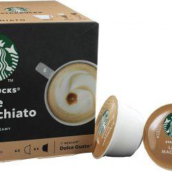 Starbucks Nescafé Dolce Gusto Latte Macchiato