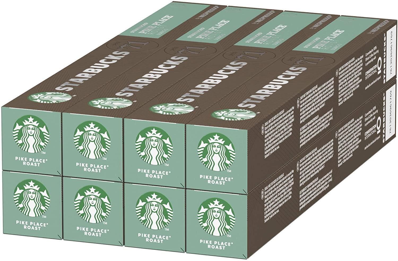 Starbucks PIKE PLACE Roast de NESPRESSO