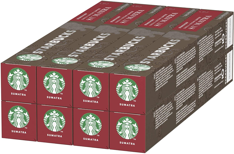 Starbucks Single-Origin Sumatra de NESPRESSO