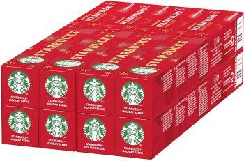 Starbucks Starbucks De Nespresso Holiday Blend