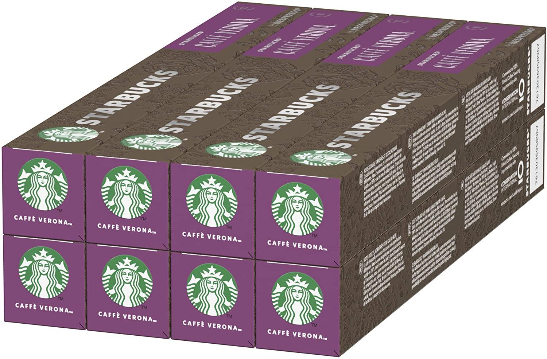 Starbucks_CAFFÈ VERONA_NESPRESSO